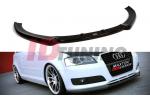 Сплиттер передний Audi A3 8P Рестайл