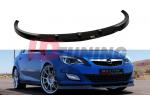 Сплиттер передний Opel Astra J Дорестайл