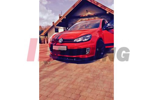 Сплиттер передний Volkswagen Golf VI GTI 35TH