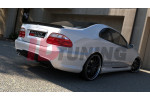 Бампер задний Mercedes CLK W208