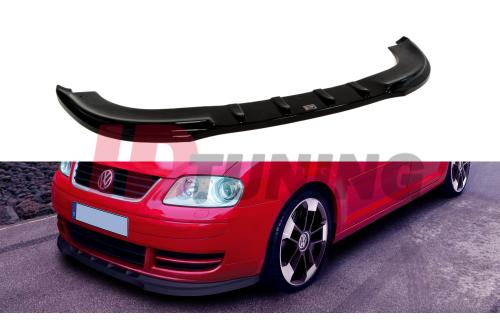 Сплиттер передний Volkswagen Touran
