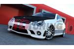 Бампер передний Mercedes CLK W209