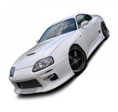 Бампер передний Toyota Supra mk IV