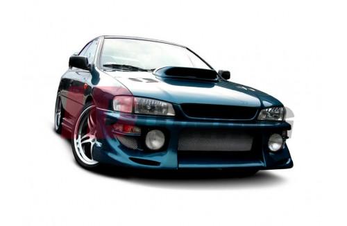 Бампер передний Subaru Impreza MK1