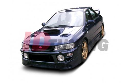 Воздухозаборники дополнительные на капот Subaru Impreza MK1 1997-2000 GT/WRX/STI