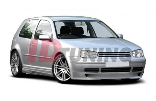 Накладка на бампер передний Volkswagen Golf IV