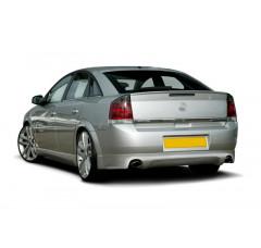 Накладка на бампер задний Opel Vectra C GTS/SRI/GSI