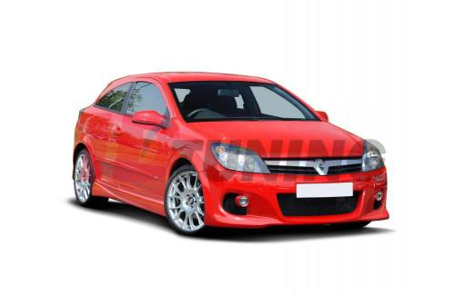 Бампер передний Opel Astra H вар.2
