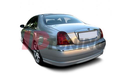 Накладка на бампер задний Rover 75 Дорестайл