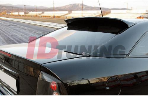 Спойлер на заднее стекло Opel Astra G Купе