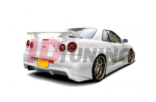 Спойлер Nissan Skyline R34 GTT