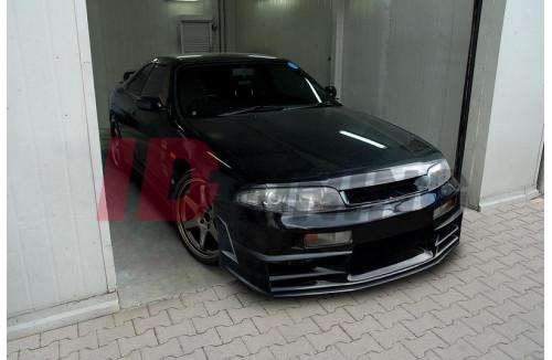 Бампер передний Nissan Skyline R33 GTS вар.1