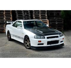 Накладки на пороги Nissan Skyline R34 GTR (GTR look)