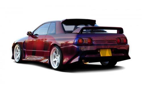 Бампер задний Nissan Skyline R32 GTR