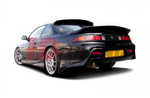 Спойлер Nissan 200 SX S14
