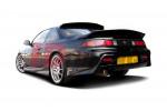 Бампер задний Nissan 200SX S14