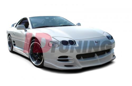 Накладки на пороги Mitsubishi 3000 GT 1994-1999