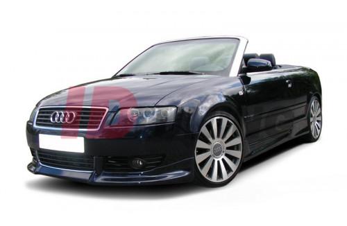 Спойлер передний Audi A4 B6 Кабриолет