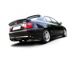 Накладка на бампер задний Honda Accord VI Дорестайл