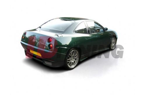 Накладка на бампер задний Modena Fiat Coupe
