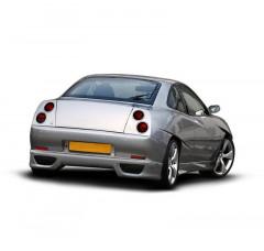 Накладка на бампер задний Fiat Coupe