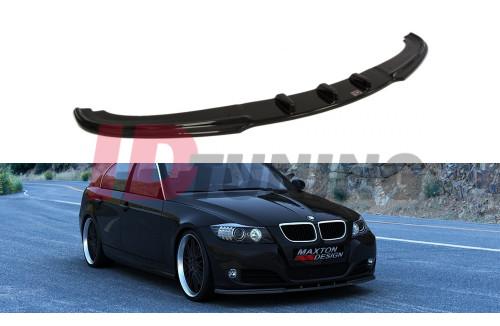 Сплиттер передний BMW 3 E90/E91 Рестайл