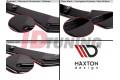 Сплиттер передний FOR Ford Fiesta MK7 ST-LINE/Zetec S