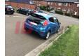 Накладка на бампер задний Ford Fiesta MK7