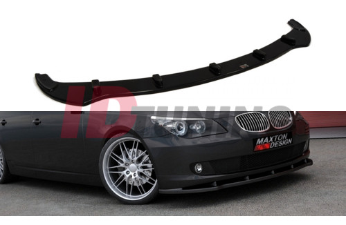 Сплиттер передний BMW 5 E60/E61 Рестайл
