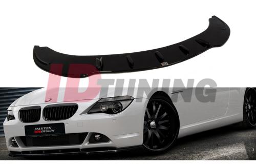 Сплиттер передний BMW 6 E63/E64 Дорестайл вар.1