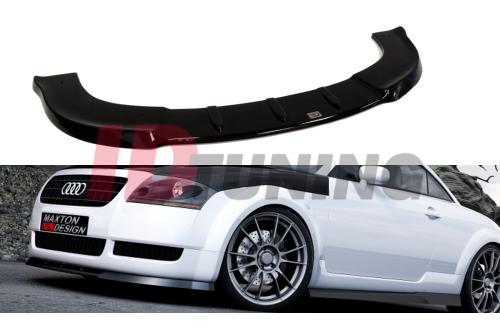 Сплиттер передний Audi TT MK1 (на стандартный бампер)