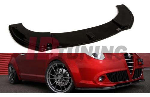 Сплиттер передний Alfa Romeo Mito