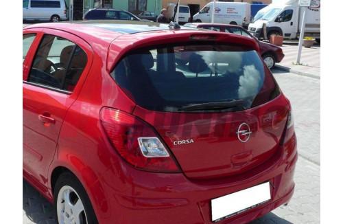 Спойлер на крышу Opel Corsa D 5дв