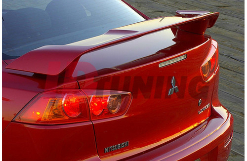 Спойлер Mitsubishi Lancer X Седан вар.1