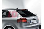 Спойлер Audi A3 8P 3дв
