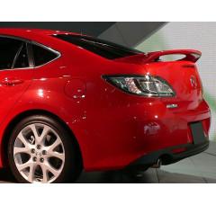 Спойлер Mazda 6 MK2 Хэтчбек