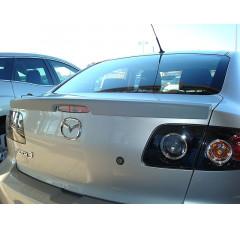 Спойлер Mazda 3 MK1 Седан