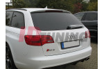 Спойлер Audi A6 C6 AVANT