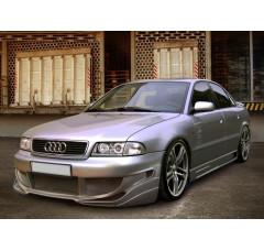 Накладки на пороги Audi A4 B5 GTN