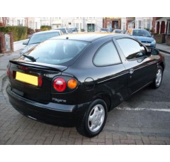 Спойлер Renault Megane I Купе
