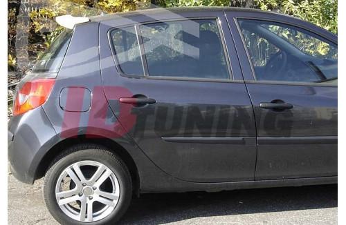 Спойлер 2 Renault Clio III