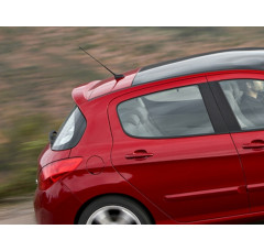 Спойлер на крышу Peugeot 308 Хэтчбек