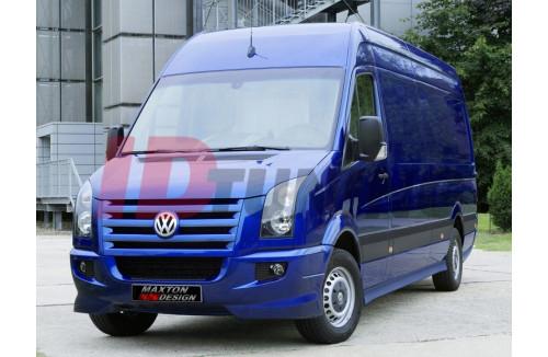 Накладки на пороги Volkswagen Crafter