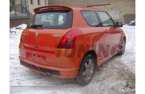Спойлер на крышу Suzuki Swift 2004-2010