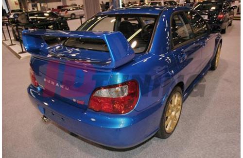 Спойлер Subaru Impreza Седан 2000-2007