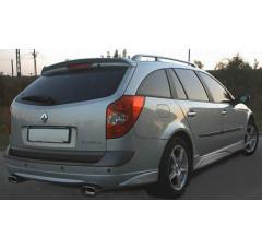 Накладка на бампер задний Renault Laguna II Универсал Phase 1