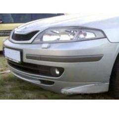 Спойлер на передний бампер Renault Laguna II Phase 1