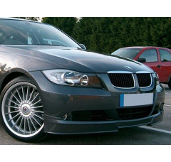 Спойлер на передний бампер BMW 3 E90/E91