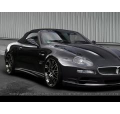 Накладки на пороги Maserati 4200 GT Роадстер