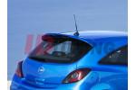 Спойлер на крышу Opel Corsa D 3дв